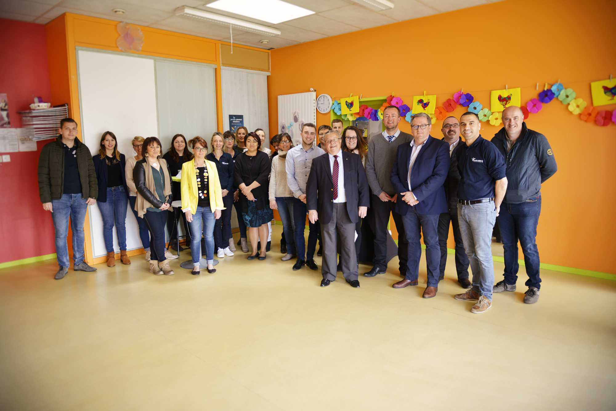 groupe rencontre travail